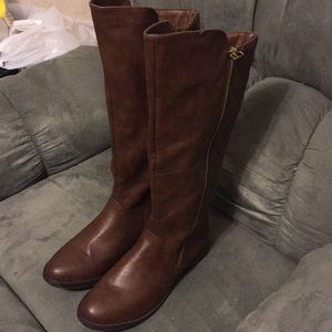 high boots from Target